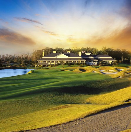 Barefoot Resort & Golf - Dye Course : Dye Clubhouse