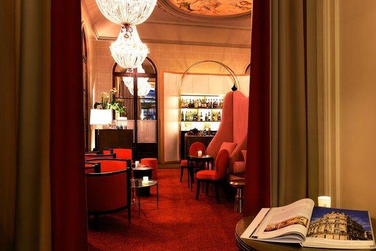 Hotel Carlton Lyon - MGallery Collection: le bar du carlton