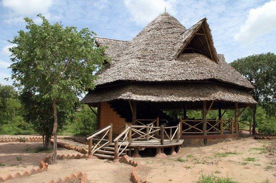 Angalia Tented Camp: Angalia's bar & restaurant