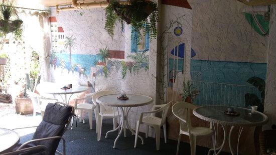Wiggins Pass Chalet: Rear Garden Room