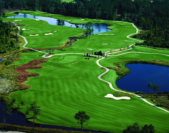 Barefoot Resort - Love Golf Course