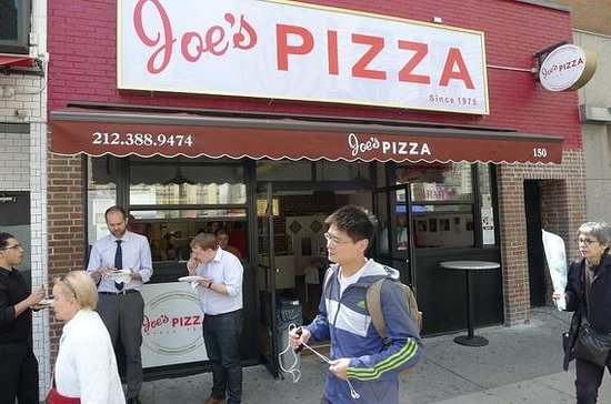 Joe's Pizza - 14 ST