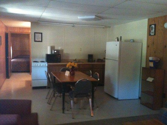 Grand River Resort: Full Kitchens