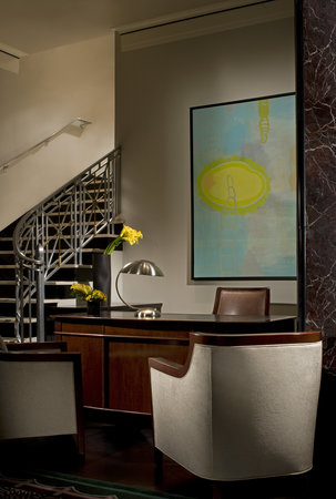 Le Meridien Dallas, The Stoneleigh: Concierge Desk