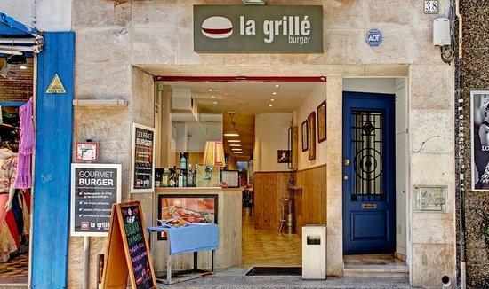 La Grille Burger: nuestro local