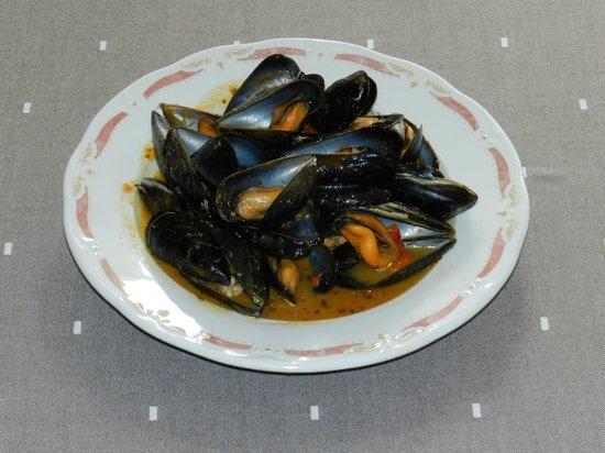 Restaurante Guillen : Mejillones marinera