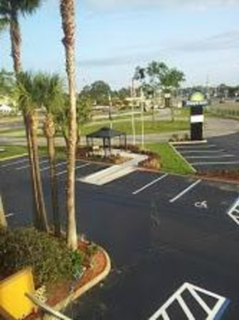 Days Inn Orange Park/Jacksonville : Room View