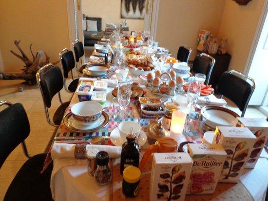 Valencia Mindfulness Retreat: Breakfast