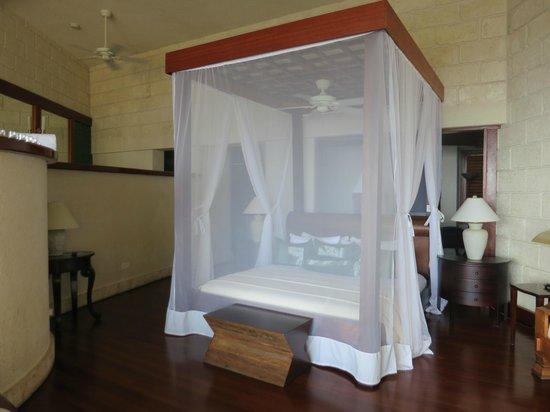 Jade Mountain Resort : JA3 Bedroom