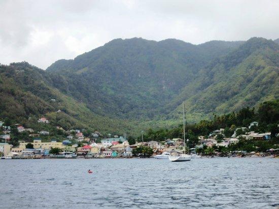 Jade Mountain Resort : Soufriere