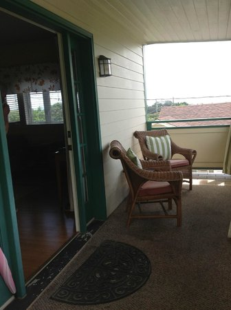 Old Wailuku Inn at Ulupono: Miulana Room