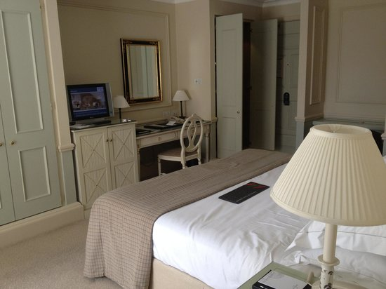 The Merrion Hotel: Executive room