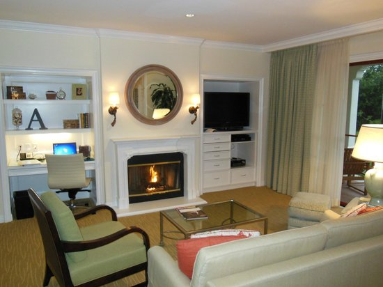 Four Seasons Residence Club Aviara, Carlsbad Ca.: Living Room