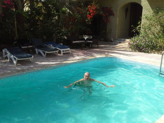 Piscina Picture Of Residence L 39 Oued Tozeur Tripadvisor
