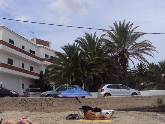 Hotel Tagomago: Hotel