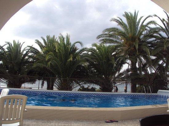Hotel Tagomago: Pool