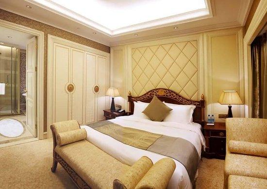 Wucai Jintian Hotel Jiujiang Xunyang Road Walking Street