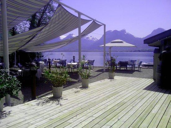 Petit Paradis : Restaurant / 2