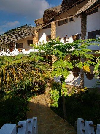 Jambo House Resort: Particolare della villa