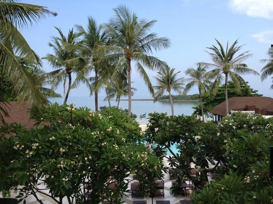 Iyara Beach Hotel & Plaza: Ocean View from the room