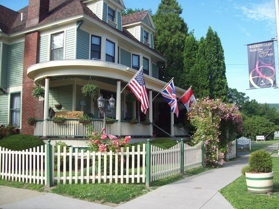 The Marmalade Cat Bed & Breakfast : B&B Exterior