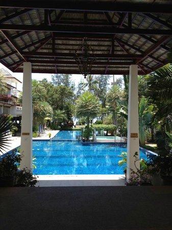Koh Tao Montra Resort & Spa: Pool