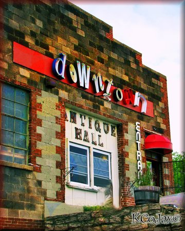 Downtown Antique Mall - 4/28/13