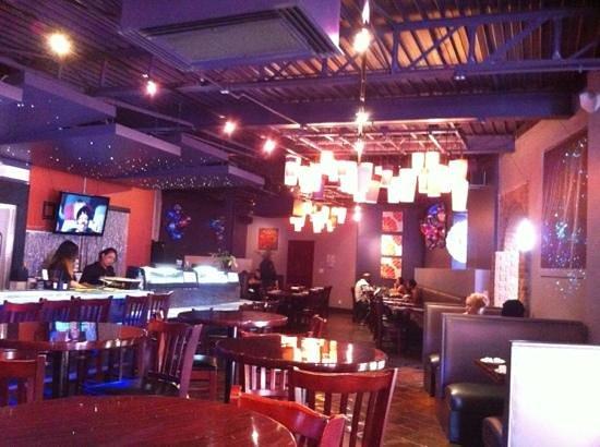 Nice Interior Picture Of Zenna Restaurant Dallas