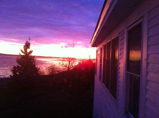 The Inn at Ferry Landing: Sunrise