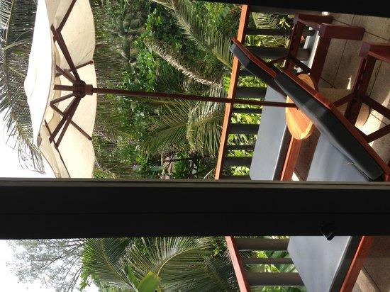 The Surin Phuket: Terrasse chambre