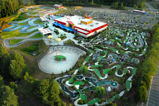 View Picture Of Frankie 39 S Fun Park Raleigh Tripadvisor