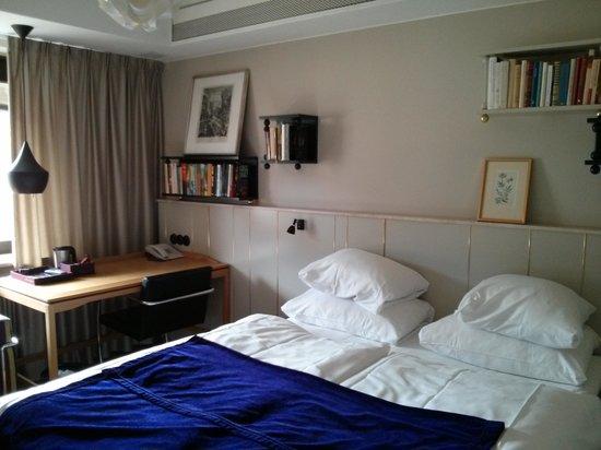 Mornington Hotel Stockholm City: standard room