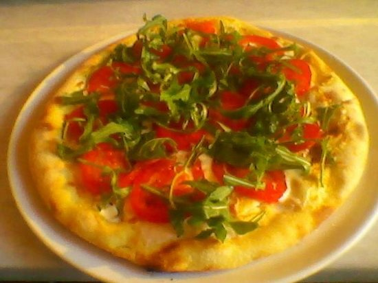 Chalet delle Ginestre: Pizza