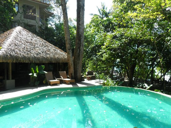 Arenas del Mar Beachfront & Rainforest Resort: Pool near the beach