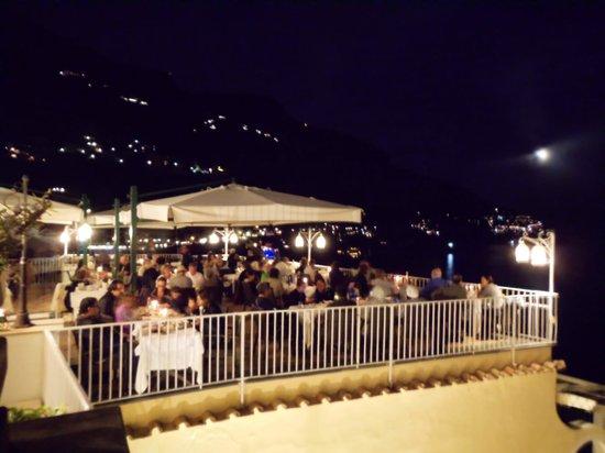 Hotel Montemare: terrazza ristorante