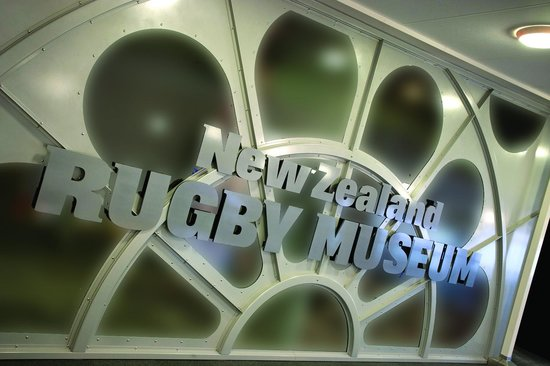 New Zealand Rugby Museum: Paying homage to the sport that shaped a nation