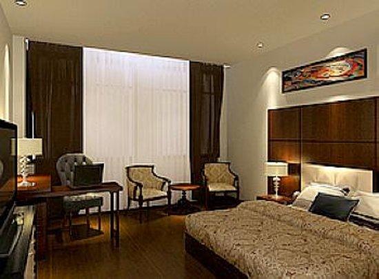 Yinxiu garden hotel ab 30 bewertungen fotos for Idea garden hotel wuxi