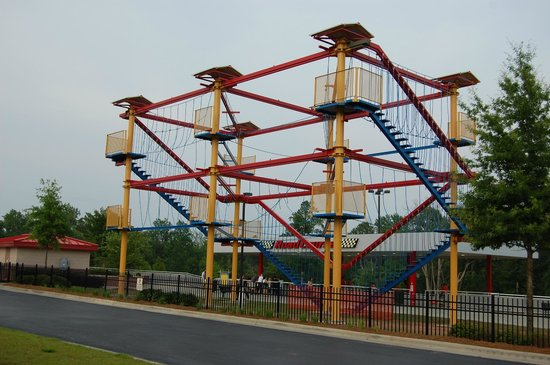 Sky Trail Picture Of Frankie 39 S Fun Park Raleigh