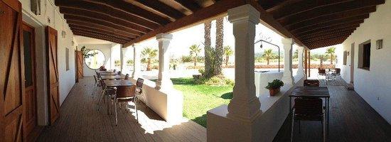 Es Calo, Spagna: Porch