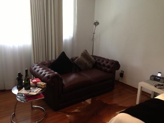 Clarum 101: sofá