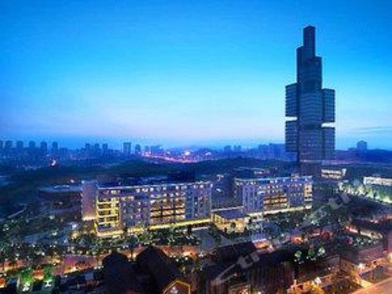 Foto de Bashidun Chengshi Hotel