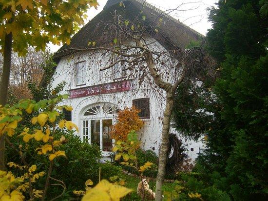 Das weiße Haus: Einladend