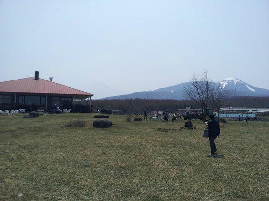 Nagawa-machi, Giappone: 長門牧場