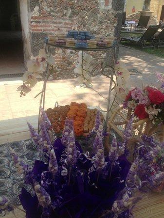 Fiesta Americana Hacienda San Antonio El Puente Cuernavaca: mexican candies