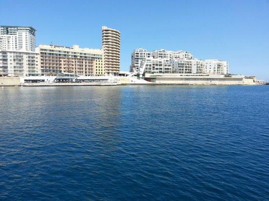 Tigne Point Picture Of Sliema Island Of Malta Tripadvisor