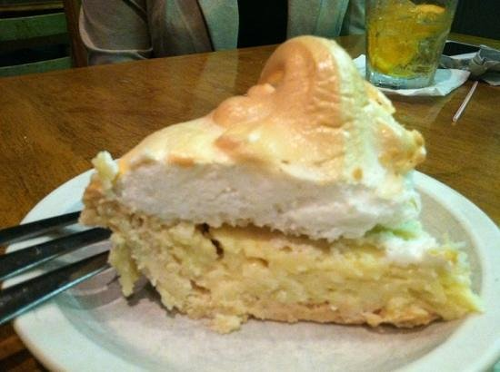 Ramsey's Diner: There is always room for coconut pie!
