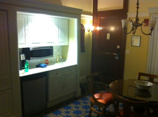 Marriott Vacation Club Pulse at Custom House, Boston: Kitchenette
