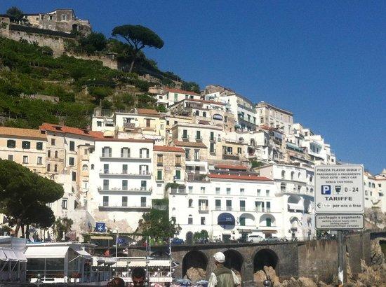 InLimoRome: Amalfi