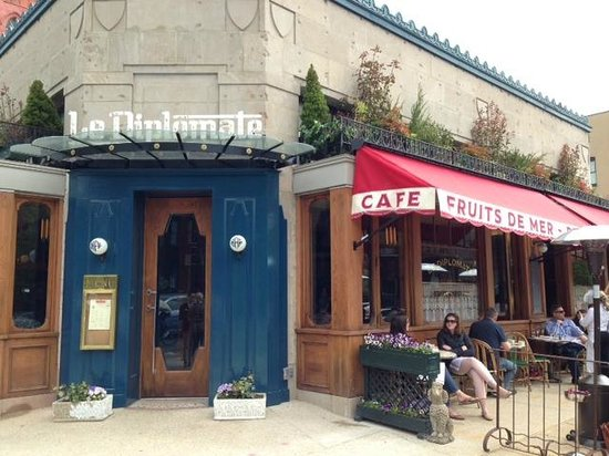 Le diplomate washington dc restaurant reviews phone for 1201 salon washington dc