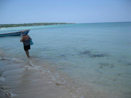 The Oasis Resort : partie de 7 miles beach